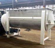 Used- Ribbon Blender. 120 cubic