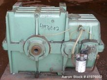Used- Davis Standard Gearbox, a