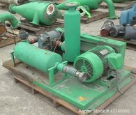 Used- Roots Vacuum Conveying Sy