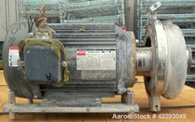 Used- Waukesha Centrifugal Pump