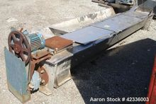 Used- Link Belt Screw Conveyor,