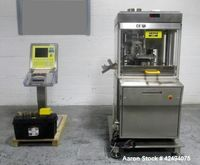 Used- Fette Rotary 24 Station T