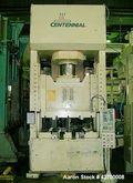 Used- 400 Ton Greenerd H Press,
