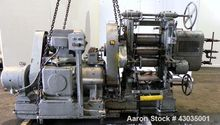 Used- Berstorff 3 Roll Vertical