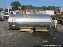 Used- DCI Reactor, 3500 Liter,