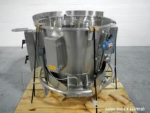 Used- Glatt GPCG 60 SRS Fluid B