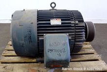 Used- Reliance Electric 50 Hp D