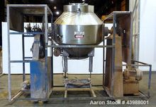 Used- Gemco Double Cone Blender