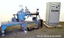 "Used- Farrel 2-1/2"" Single Scre"