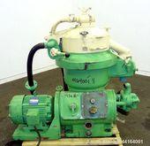 Used- DeLaval PX-207 Desludger