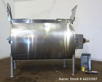 Used- Rietz Bepex Creamer, Mode