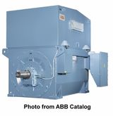 Unused: ABB Electric Motor,Type