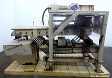 Used- Shred Tech Twin Shaft Shr