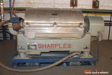 Used-Sharples P-3000 Super-D-Ca