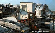 Used- RMMS Compactor/ Baler, Mo