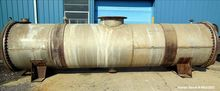 Used- SPC 2 Pass Shell & Tube H