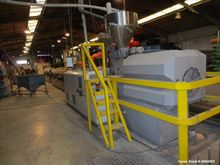 Used-Extrusion Plant consisting