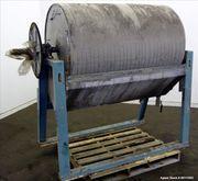 Used- Larsson Rotary Drum Vacuu