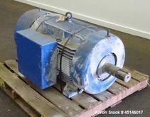 Used- Siemens Dutymax Motor, Ty