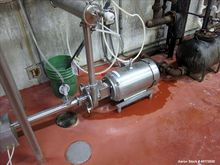 Used-Fristam Stainless Steel Ce
