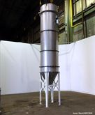 Used-Kice Dust Collector, 4' x