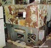 """Used- Farrel Two Roll Mill. 6"""""""