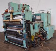 Used Goulding 3 Roll Sheet Stac