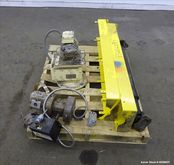 Used- Maag Extrex Gear Pump, Mo