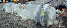 Used- Cust-O-Fab Pressure Tank,