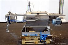 Used- Dinnissen Rotary Sifter,