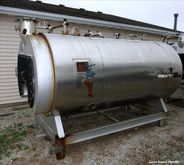 Used-Hercules Fire Tube Boiler,