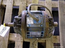 Used- Sweco Motor, Type TENV. F