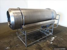 Used- Seasoning Drum Tumbler, H