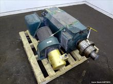 Used- Baldor Reliance AC Motor.