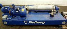 Used- Flottweg Z32/4-451 Solid