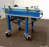 Used- Rectangular Sifter, Alumi