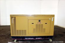 Used- CAT / Olympian 100 kW sta