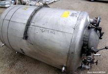 Used- Tank, 500 Gallon, 304 Sta
