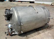 Used - Tank, 500 Gal