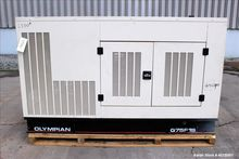 Used- CAT / Olympian 63 kW stan