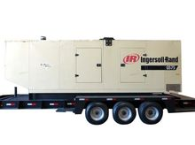 Used- Ingersoll Rand 504 kW Sta