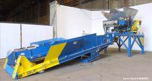 Used- Holzmag Single Rotor Shre