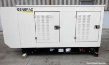 Used- Generac 70 kW standby (63