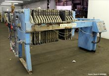 Used- Star Systems Filter Press