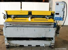 """Used- 72"""" Wide In-Line Shear. D"""