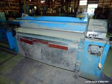 "Used- Rosenthal 60"" Sheeter. (1"