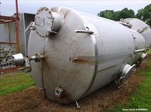 Used- Walker Stainless Tank, 25