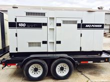 Used- 2008 Multiquip MQ Power W