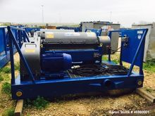 Used- Kemtron Barite Recovery a