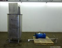 Used- Custom Mixing Tank, 200 G